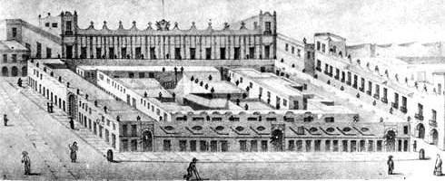 Documentos De La Historia De México